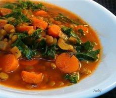 Lentil Tomato Soup from Taste of Home