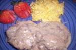 Southern Homestyle Sausage Gravy