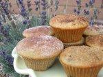 Elegant Buttermilk Cinnamon Blueberry Muffins