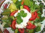 Copycat Carrabba's House Salad Dressing (Creamy Parmesan)