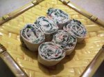 Surf & Turf Spinach Roll Ups
