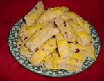 Lemon , Cranberry Biscotti With a Hint of Cardamom