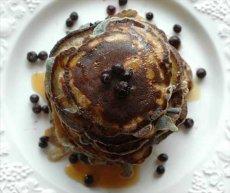 Blueberry Pancakes, Milk-free, Egg-free