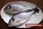 Baked Gilthead Seabream