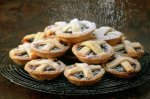 Deluxe mince pies
