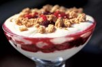 Gordon Ramsay's summer fruit trifles