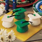 Mortarboard Cupcakes Recipe