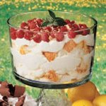 Lemon Trifle Recipe