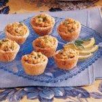 Salmon Tartlets Recipe