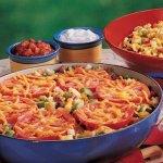 Breakfast Pizza Skillet Recipe