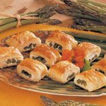Asparagus in Puff Pastry Recipe