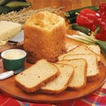 Garden Vegetable Bread Recipe