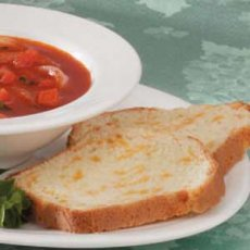 Garlic Cheese Quick Bread Recipe