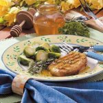 Honey-Mustard Pork Chops Recipe