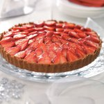 Gingered Strawberry Tart Recipe