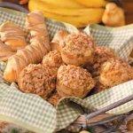 Banana Brickle Muffins Recipe