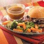 Sesame Vegetable Medley Recipe