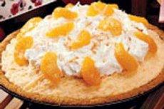 Sunshine Ice Cream Pie