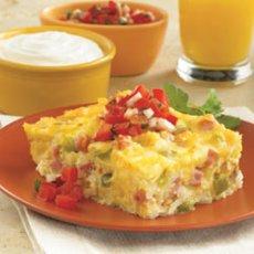 Hashbrown Breakfast Bake