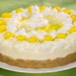 Easter Lemon Drop Mousse