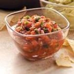Speedy Homemade Salsa