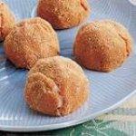 Sweet Potato Puffs