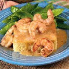 New Orleans Shrimp Toss
