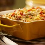 Vegetarian Brown Rice Casserole