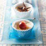 Individual Vanilla Cheesecakes