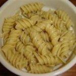 Fried Garlic Pasta