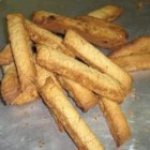 Butterscotch Biscotti