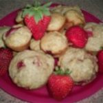 Freshly Fresh Strawberry Muffins