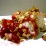 Low-Fat Cherry Cobbler