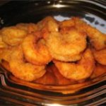 Easy Breaded Shrimp