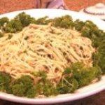 Quick Clam Spaghetti