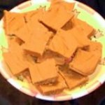 Spicy Pumpkin Fudge