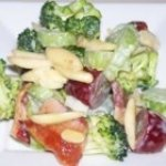 Red Broccoli Salad