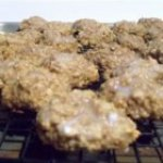 Aunt Hazel's Apple Oatmeal Cookies