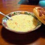 Chicken Cheese Chowder