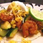 Cyndi's Shrimp Fajitas