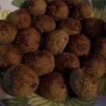 Faux Meat Balls