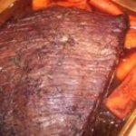 Beef Brisket My Way