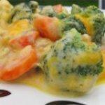 Creamy Vegetable Medley