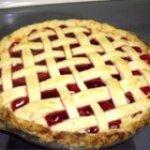 Miracle Baking Powder Pie Crust