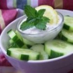 Amby Rae's Cucumber Salad