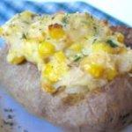Baja Stuffed Potatoes