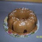 Mocha Cake IV