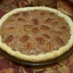 Chocolate Pecan Pie VI