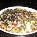 Wild Rice Stuffing for Turkey