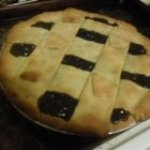 Meatless Mincemeat Pie